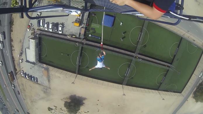 Gravity Zone jump