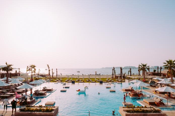 Rixos Premium Dubai Azure Pool