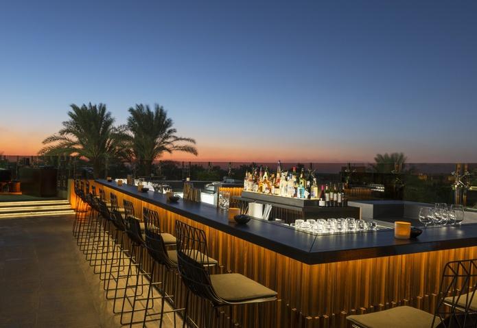Zengo's rooftop bar