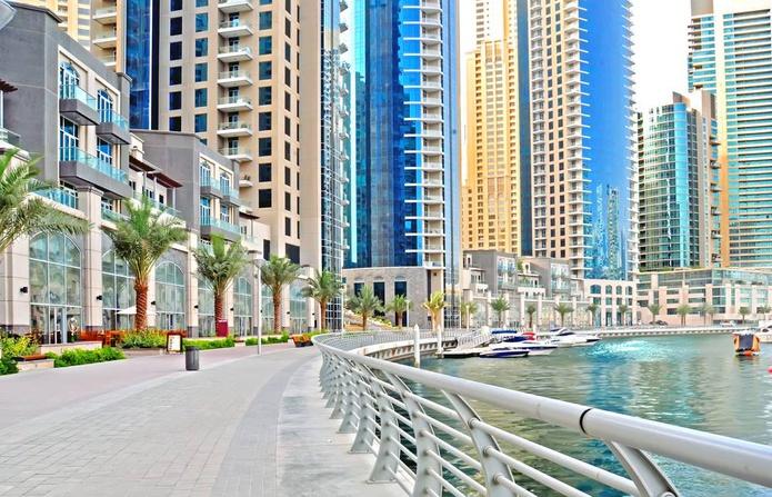 The Walk Dubai Marina