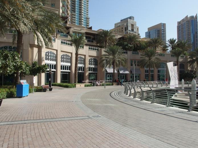Dubai Marina Walk