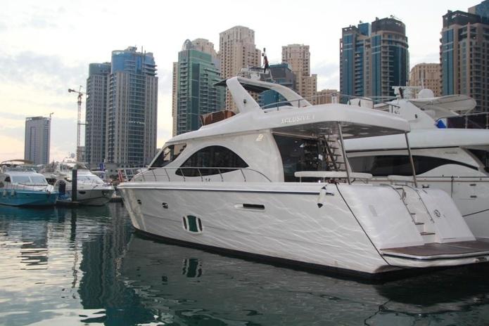 Duretti 70 FT Yacht in Dubai Marina