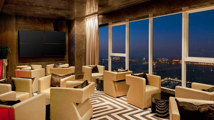 Embassy Dubai - Lounge, Dine, Party