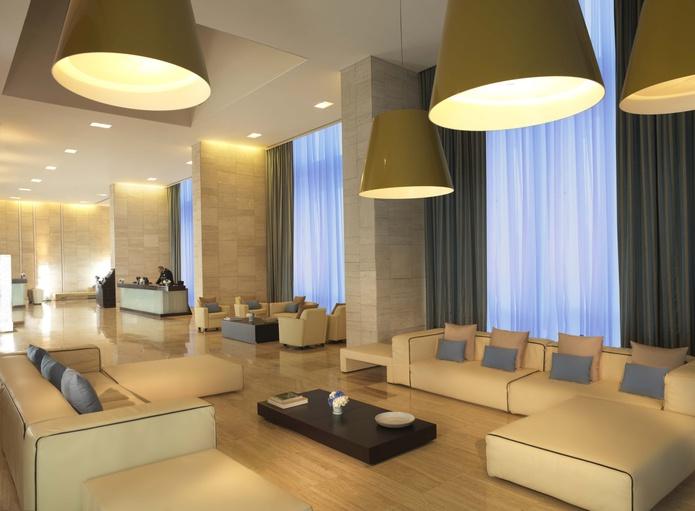 Radisson Blu Residence Lobby