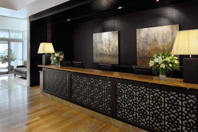 Nuran Marina reception