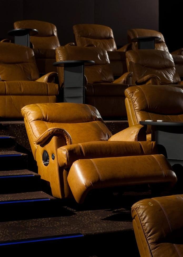 Reel Cinemas large seats