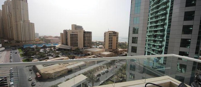 Jumeirah Beach Residence Clusters