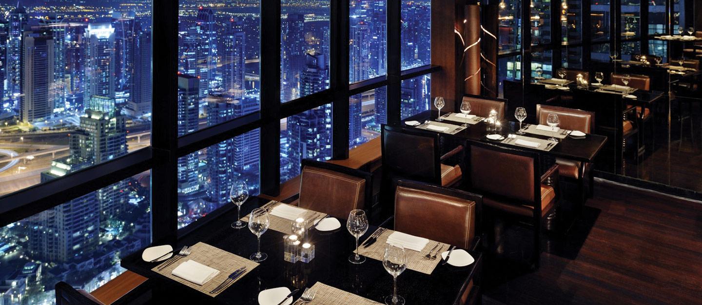 Dubai Marriott Harbour Hotel