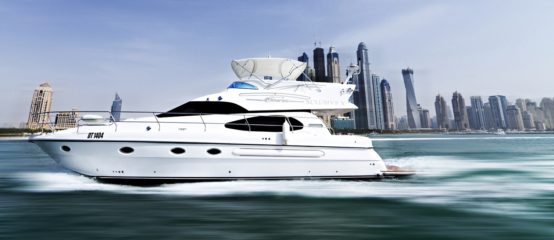 53 FT Yacht