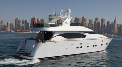 78 FT Yacht