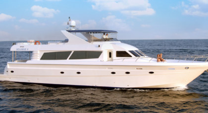 86 FT Yacht
