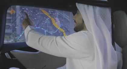Driverless Cars in Dubai