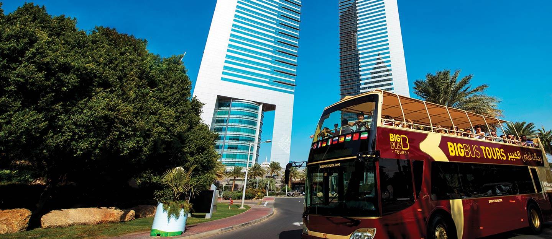 Discounted Bus Tours in Dubai
