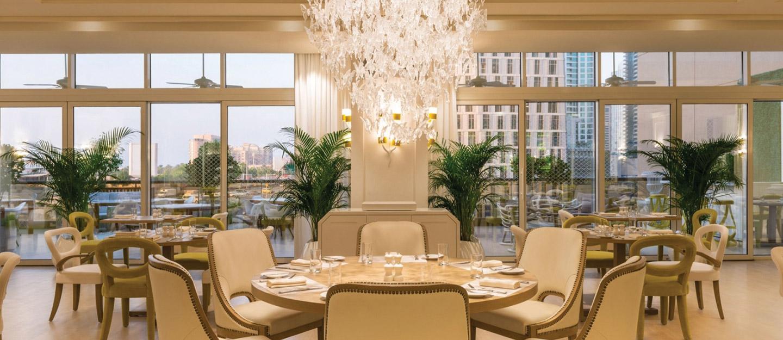Rhodes W1 Restaurant