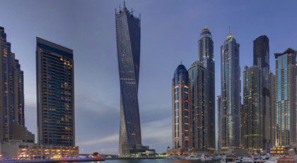 The 11 Tallest Buildings in Dubai Marina