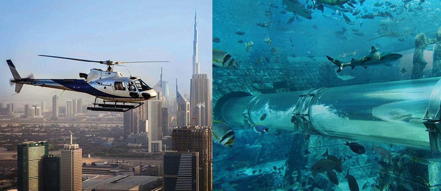 11 Most Adventurous Things You Can Do in Dubai