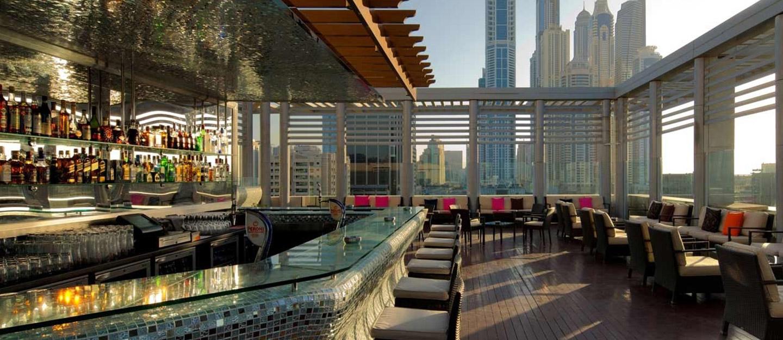 6 Amazing Rooftop Bars In Dubai Marina